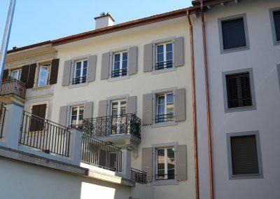 Coloris façade